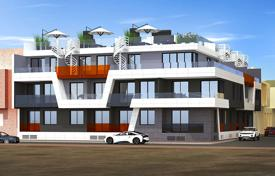 Cheap 1 bedroom apartments for sale in Valencia. One-bedroom apartment with a sea view and a garage, in a residential complex with a swimming pool and a sauna, Torrevieja, Spain