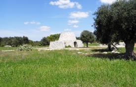 Land in Torre Vado with trulli and ancient oven to 1 km from the sea for 75,000 €