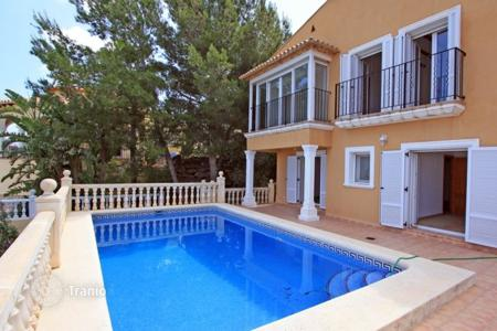 3 bedroom houses for sale in Valencia. Villa with pool and panoramic sea views near Denia, Alicante, Costa Blanca