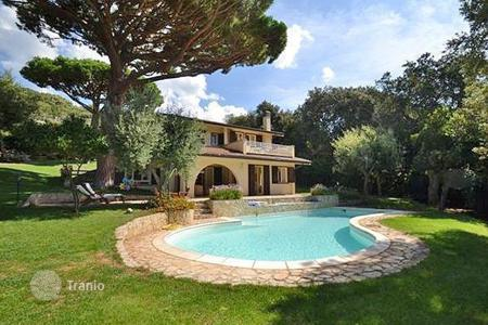 Coastal property for sale in Tuscany. Villa – Punta Ala, Tuscany, Italy