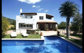 5 bedroom houses for sale in Balearic Islands. Villa – Ibiza, Balearic Islands, Spain