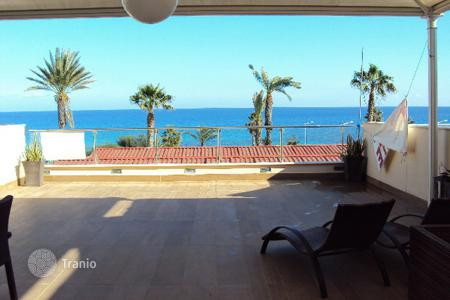 2 bedroom apartments for sale in Protaras. Two Bedroom Beach Front Apartment — REDUCE