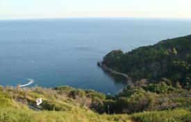 Spacious land plot for construction with sea views, near the beach, Budva, Montenegro for 600,000 €
