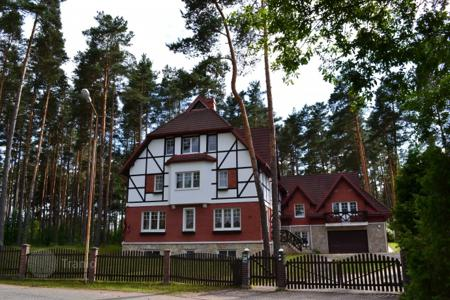 Houses with pools for sale in Baltics. Townhome – Priedkalne, Garkalne municipality, Latvia
