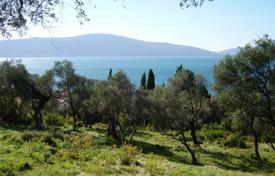 Development land for sale in Tivat. Plot with beautiful sea views in Donja Lastva, close to the center of Tivat and luxury marina Porto Montenegro