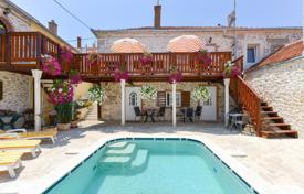 Stone villa with a terrace, a pool and a garden, near the beach, Zadar, Zadar County, Croatia for 495,000 €