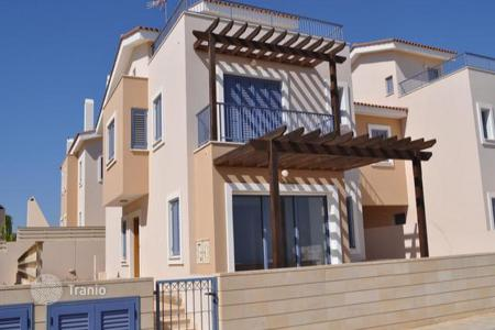 4 bedroom houses by the sea for sale in Protaras. Four Bedroom Link Detached House 50 Meters From The Beach in Agia Triada