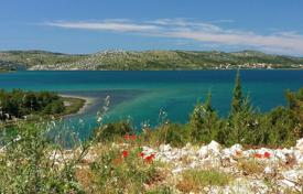 Coastal development land for sale in Croatia. Building land near Šibenik 4000 m²