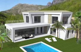2 bedroom houses for sale in Altea. Detached houses featuring 2, 3 and 4 bedrooms, private pool and parking site on plots of up to 1000 m² in Altea