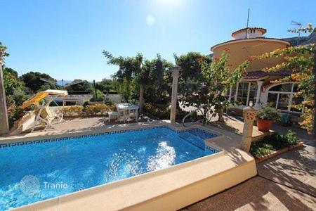 4 bedroom houses for sale in Calpe. Villa of 4 bedrooms in Calpe