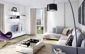 Property for sale in London. Modern apartments in a residence with a parking, near the historic center of London, Great Britain