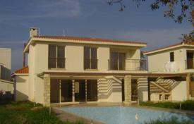 4 bedroom houses for sale in Chloraka. 4 Bedroom Luxury villa with Title Deeds — Chlorakas