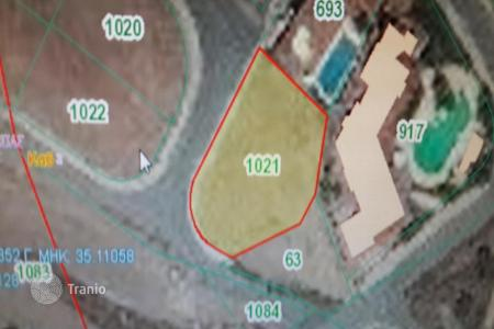 Property for sale in Latsia. 834m² Residential Plot in Latsia