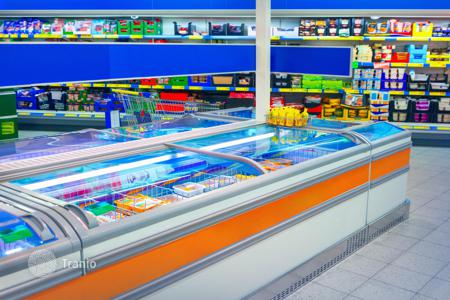 Retail property for sale in Bavaria. Supermarket in Upper Palatinate with a 6,8% yield