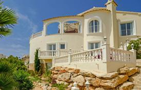 5 bedroom houses for sale in Moraira. Villa with panoramic views, a garden, a gym and a sauna, Moraira, Spain