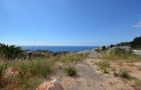 Development land for sale in Altea. Large plot of land with sea views in Altea, Alicante, Spain