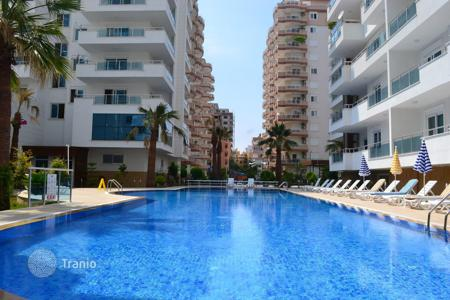 3 bedroom apartments by the sea for sale overseas. Euroclass apartment overlooking the sea in Alanya