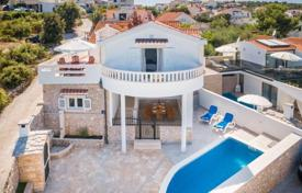 Two villas with a swimming pool on the first sea line, Marina, Croatia for 990,000 €