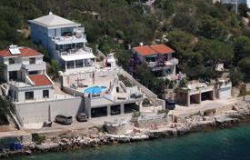 Furnished sea view villa with a swimming pool and a garage, Trogir, Croatia for 1,700,000 €