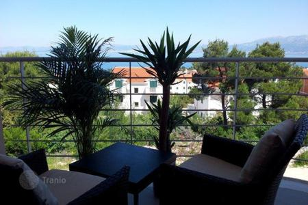 Cheap residential for sale in Split-Dalmatia County. Apartment in Supetar