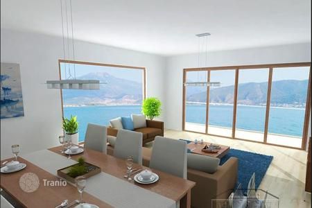 4 bedroom off-plan houses for sale overseas. New villa with private pool and terrace, located on the seafront on the Sovalye Island, Fethiye, Turkey
