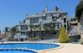 Luxury apartments for sale in Spain. Luxury penthouse on the first line from the sea in Alicante, Catalonia, Spain