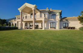 Luxury 6 bedroom houses for sale in Malaga. Villa – Malaga, Andalusia, Spain