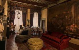 Luxury property for sale in Arezzo. Historic palace in the center of Cortona, Tuscany, Italy