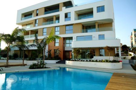 Luxury 3 bedroom apartments for sale in Limassol. Apartment – Agios Tychon, Limassol, Cyprus