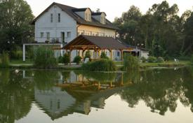 Spacious townhouse with a pond and a pool, Zalavar, Hungary for 1,779,000 $