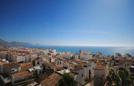 Beautiful townhouse with sea views, Altea, Spain for 895,000 €