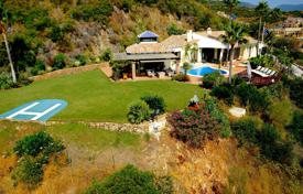 4 bedroom houses for sale in Benahavis. Spectacular and unique property, very private and quiet, but still close to all amenities, Benahav s
