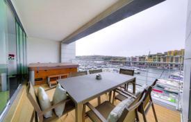 Apartments for sale in Malta. Seafront apartment with a terrace