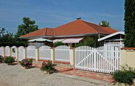 Houses for sale in Somogy. Detached house in a quiet settlement on the southern shore of Lake Balaton, near Keszthely and Hévíz