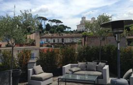 Luxury penthouses for sale in Lazio. Penthhouse in Rome