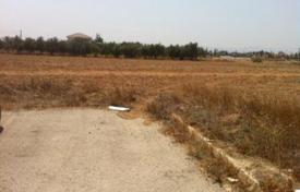 Development land for sale in Nicosia. Residential Field in Lakatamia