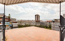 Luxury penthouses for sale in Barcelona. Exclusive penthouse in the heart of Turó Parc