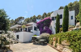 5 bedroom houses for sale in Begur. Modern villa with a pool, a terrace and a sea view, Begur, Spain