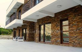 Coastal houses for sale in Kotor (city). Brand new townhouse in Kotor Bay