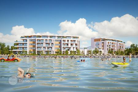 Apartments for sale in Balatonfüred. New home - Balatonfüred, Veszprem County, Hungary
