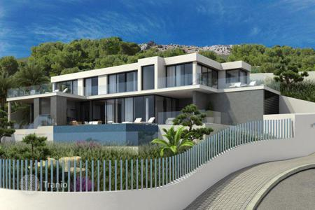4 bedroom houses for sale in Valencia. Villa in Altea, Costa Blanca