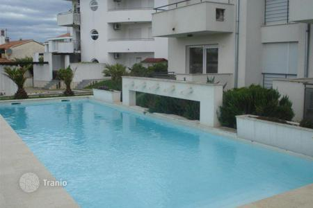 Cheap apartments with pools for sale in Istria County. Apartment – Medulin, Istria County, Croatia