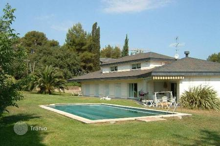 Coastal residential for sale in Sant Cugat del Vallès. Luxury house in Sant Cugat del Valles
