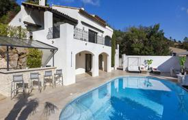 Renovated villa with a pool, a cinema and a landscaped plot in a quiet area, Les Adrets de l'Estérel, France for 2,250,000 €