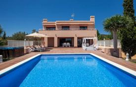 Property to rent in Sant Carles de Peralta. Villa with 5 bedrooms and swimming pool for rent in Sant Jordi, Spain