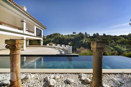 Luxury property for sale in San Roque. Incredible Stylish Villa in Sotogrande Alto, Sotogrande