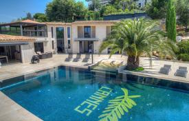 Residential for sale in Le Cannet. Heights of Cannes — Panoramic sea views