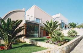 Two modern villas on one plot in Chania, Crete, Greece for 2,200,000 €