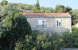 Property for sale in Dubrovnik Neretva County. Villa with a private garden, a garage, terraces and sea views, Dubrovnik, Croatia