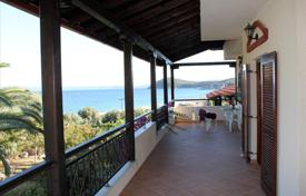 Coastal townhouses for sale in Greece. Terraced house – Sithonia, Administration of Macedonia and Thrace, Greece